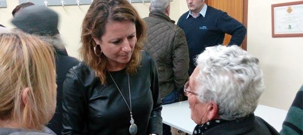 """Carrasco: """"Es inadmisible que en pleno siglo XXI un barrio de Castellón lleve más de 6 días sin luz en las calles, con la inseguridad y peligros que comporta para los vecinos"""""""