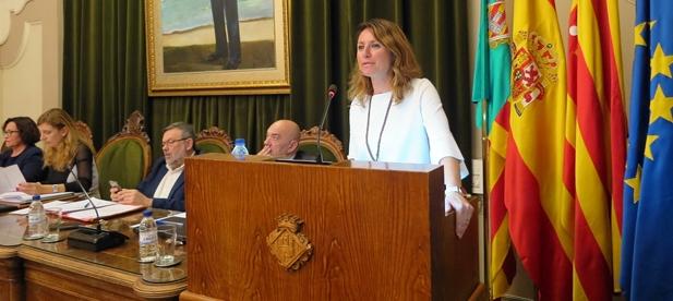 """Carrasco: """"La alcaldesa deberá romper, en algún momento, su silencio ¿qué miedo tiene de escuchar a la ciudadanía?"""""""