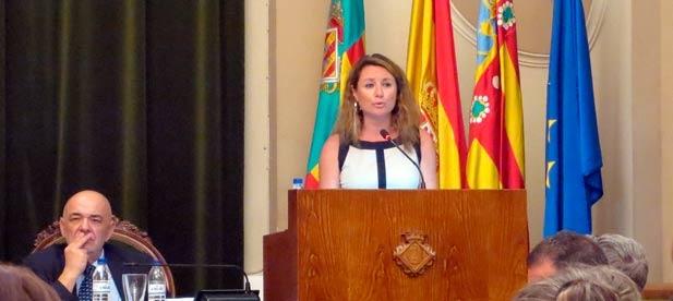 """Carrasco: """"Su Casa de los Líos, sus 2 Ayuntamientos enfrentados y su crisis no nos importaría si no  afectara a la ciudad, pero  su inacción y desgobierno tienen paralizada Castellón"""""""