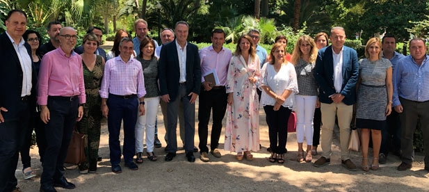 """Barrachina: """"El PP seguiremos siendo el altavoz de las reivindicaciones de la provincia de Castellón"""""""