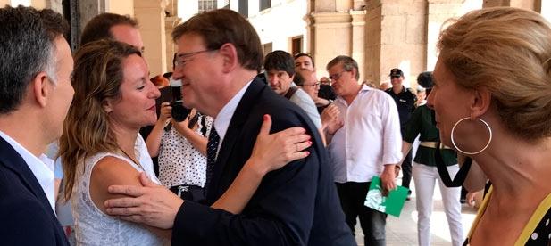 """Carrasco: """"Es hora de que Ximo Puig y Amparo Marco sean el presidente de la Generalitat y la alcaldesa de todos los castellonenses, en lugar de defender única y exclusivamente los intereses de su partido"""""""