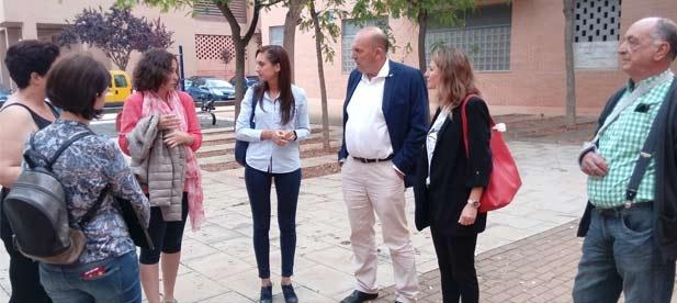 """Carrasco: """"Si PSOE y Compromís creen en la política de proximidad deberían escuchar la voz de las asociaciones vecinales"""""""