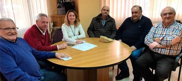 La candidata a la alcaldía por el PP defiende la necesidad de recuperar la creación de un Plan Especial actualizado que permita a los residentes de la marjal contar con servicios básicos.
