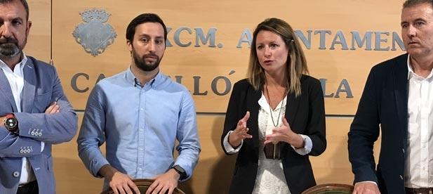 """carrasco: """"Castellón es la segunda ciudad española que más IBI cobra después de Madrid."""""""
