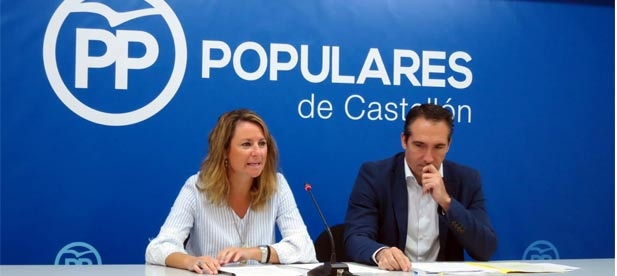 """El vicesecretario de Organización del PPCV, Rubén Ibáñez, recuerda que """"el actual modelo de financiación autonómica fue aprobado por el PSOE y ERC y ha sido muy injusto con los valencianos"""""""