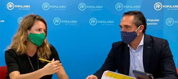 """Carrasco: """"Amparo Marco tiene que dejar de agachar la cabeza ante su partido y ejercer como alcaldesa de todos los castellonenses"""""""