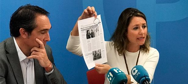 Rubén Ibáñez, lamenta la autocomplacencia de la alcaldesa con unos presupuestos que limitan la inversión per cápita en la capital a 27€, frente a los 86 de media en la provincia, mientras que los castellonenses pagarán 2.614€ en impuestos y tasas.
