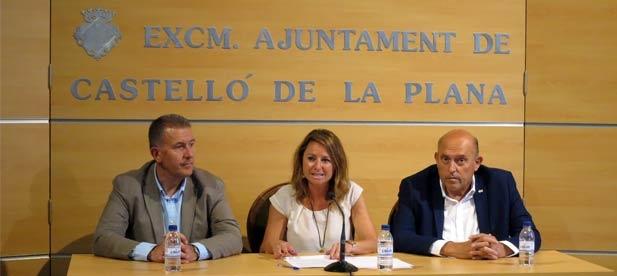 """Carrasco: """"La apertura del periodo de alegaciones en el que pueden participar todos los castellonenses da margen para reivindicar nuestro derecho a mantener el topónimo bilingüe, tal y como está ahora"""""""
