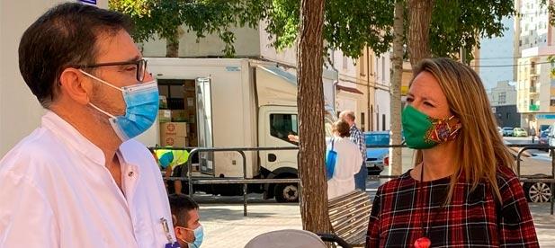 """Carrasco: """"La única realidad es que los meses siguen pasando y Castellón sigue sin disponer de las instalaciones que necesita para atender como corresponde a la ciudadanía"""""""