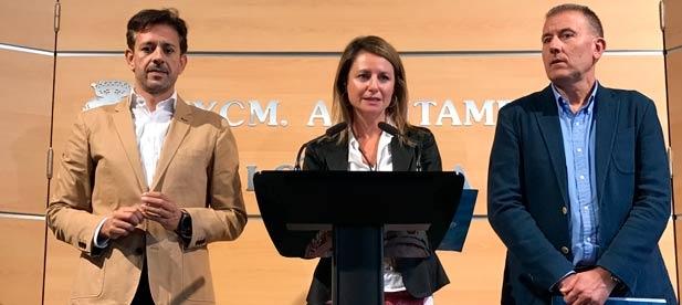 """Carrasco: """"Puig no busca especialistas, sino socialistas para dirigir los centros hospitalarios."""""""