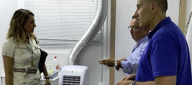 """Carrasco: """"El cierre de los consultorios por las tardes condena a los pacientes a colapsar las urgencias y el posible cierre de Constitución, son políticas que van en contra de la atención sanitaria de proximidad"""""""