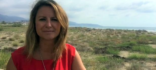 """Carrasco lamenta que """"la socialista Amparo Marco no asuma responsabilidades y haya decidido ponerse de perfil el un tema tan importante que afecta al turismo de la capital."""""""
