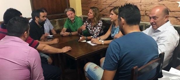 """Carrasco: """"De aprobarse esta modificación de la Ley de Salud sería competencia del Ayuntamiento blindar definitivamente las tascas"""""""