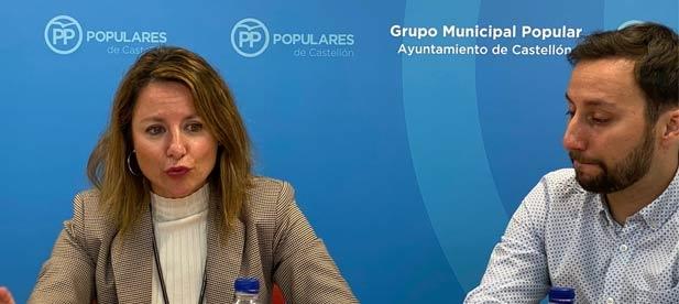 """Carrasco: """"Se han quedado por ejecutar 2,8 millones de euros desde la pasada legislatura, no cumplen lo que ellos mismos presupuestan y prometen a los castellonenses"""""""