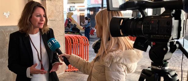 """""""Castellón no puede seguir cautiva de los radicales"""", subraya la portavoz popular, quien mañana se reunirá con la alcaldesa."""
