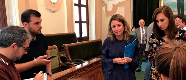"""Carrasco: """"Es la constatación de que la gestión del área por parte del gobierno municipal de Amparo Marco es un auténtico desastre"""""""
