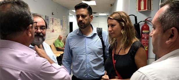 """Carrasco: """"El desmantelamiento del Hospital Provincial es el peor legado que nos ha podido dejar un gobierno socialista y nacionalista que no vela por los intereses de los castellonenses"""""""