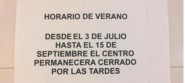 Los vecinos de la Vall d'Uixó han denunciado que los recortes de la Generalitat Valenciana están afectando de forma directa a la asistencia que reciben en la localidad.