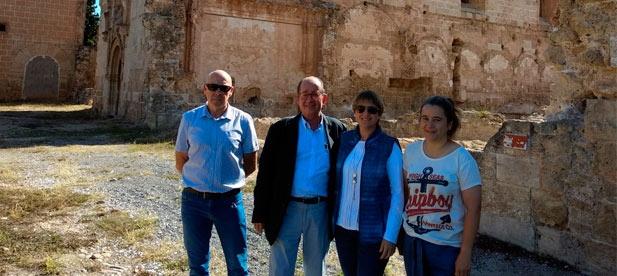 Los populares denuncian que el conveler Marzà todavía tiene en el cajón los dos proyectos que redactó el Partido Popular para recuperar este patrimonio histórico