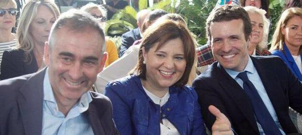 El presidente nacional Pablo Casado mantendrá un encuentro con afiliados de la provincia en la Vall d'Uixó.