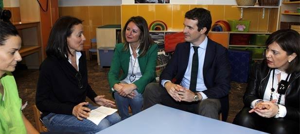 El objetivo es que las casi 30.000 mujeres que hay en activo en la ciudad de Castellón puedan compaginar su faceta de madres con su desarrollo profesional y potenciará los servicios que se prestan desde las Escuelas Infantiles de la ciudad