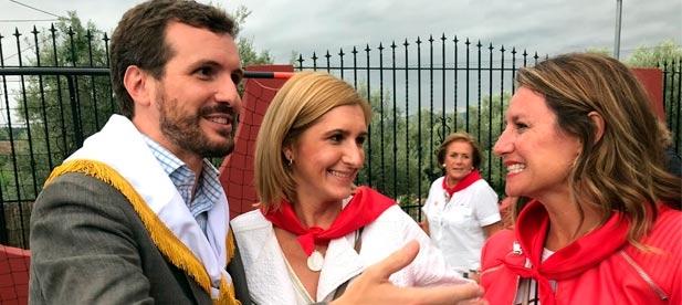 """Carrasco: """"Contamos con la total disposición y máximo apoyo del Presidente nacional, Pablo Casado, para hacer frente común y elevar la voz de Castellón"""""""