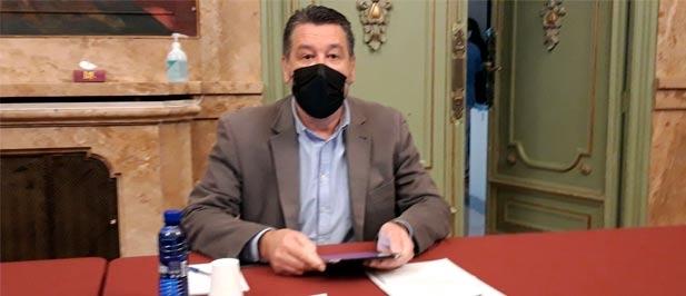 """Antonio Cases: """"La necesidad de un cajero en los municipios es vital si queremos luchar de verdad contra la despoblación"""""""