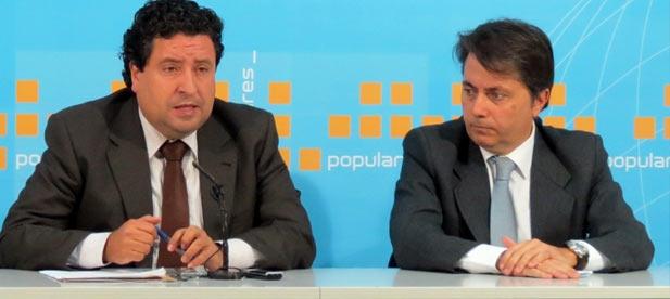 """Cervera ha querido destacar la labor que cada día realizan los parlamentarios de la Comunitat Valenciana en las Cortes Generales y en especial """"la de mis compañeros de Castellón"""""""