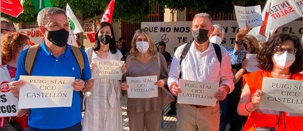 Nieves Martínez, diputada provincial del PPCS, reivindica un recurso que ha salvado vidas durante décadas y que Ximo Puig ha decidido desmantelar
