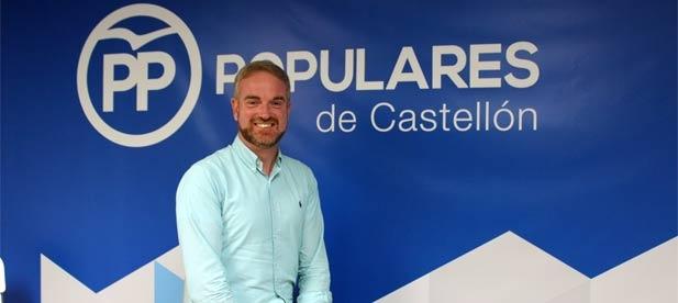 """Clavell: """"Cada anuncio del Gobierno de Sánchez es un castigo para la provincia de Castellón, a los que nos deja sin autovía y nos sigue cobrando el 100% del peaje de a AP-7 que es gratuita en Cataluña"""""""
