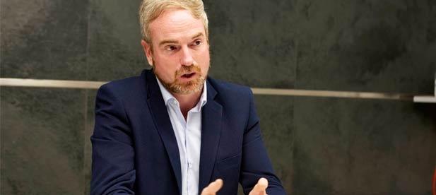 """Óscar Clavell, diputado nacional del PP, apuesta """"por el emprendimiento, el apoyo al talento y el respaldo a los autónomos con las políticas liberales que generan crecimiento"""""""