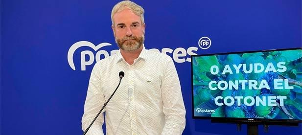 """""""Las políticas de la izquierda están lastrando el futuro del campo que es el orgullo de nuestra provincia"""", asegura Oscar Clavell"""