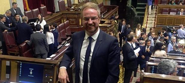 """Clavell: """"El PSOE se ha abonado al fracaso como con el Castor o con esta moción de censura"""""""
