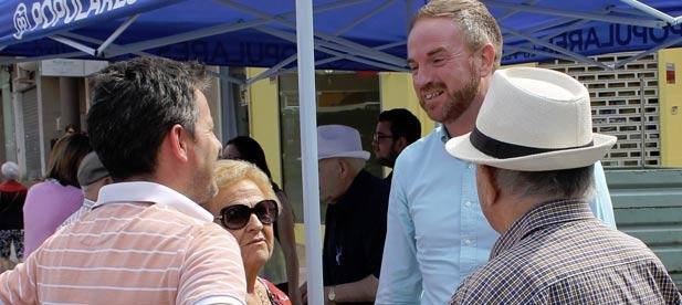 """Clavell: """"En los últimos cuatro años, 28.000 nuevos castellonenses cotizan a la Seguridad Social gracias a medidas como ésta que están referidas a facilitar el acceso al mercado laboral""""."""