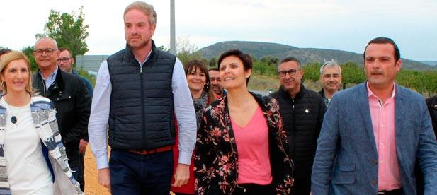 """Clavell: """"Es lamentable que las inversiones que el PP había previsto sean vetadas por un PSOE que convierte a Castellón en la única provincia valenciana que no cuenta con una autovía que atraviese el territorio por el interior"""""""