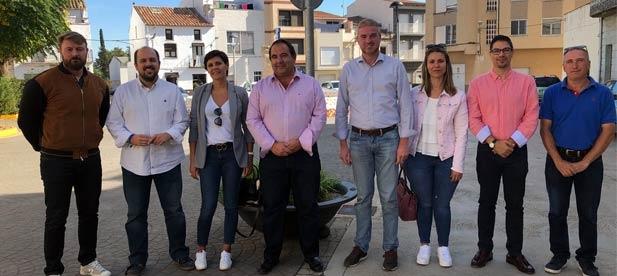 """Clavell: """"La autovía de Castellón significa vida, vertebrar y crear nuevas oportunidades económicas para el interior de la provincia"""""""
