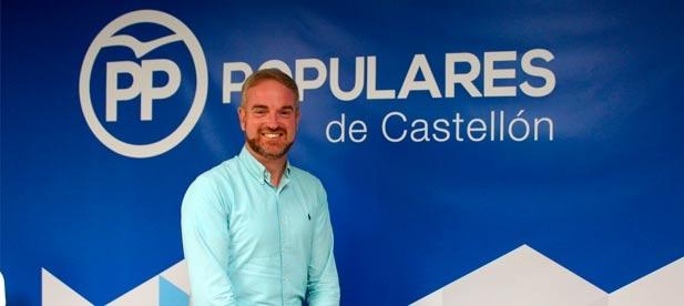 """Clavell: """"Con los socialistas en el Gobierno la provincia de Castellón siempre pierde. No tuvieron bastante con la ruina del Castor y las dos desaladoras que nadie quiere, sino que intentan bloquear las infraestructuras vitales"""""""