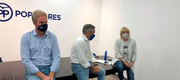 """Vicente-Ruiz: """"Es hora de que la Diputación recupere el orgullo por esta provincia y que piense en grande, más ahora en la pandemia"""""""