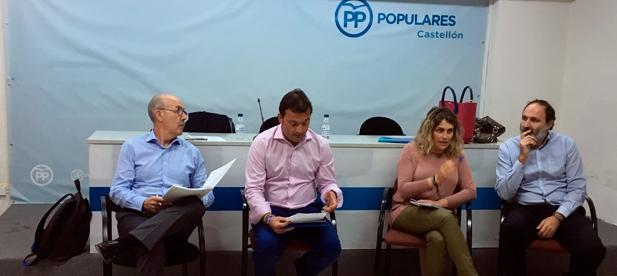 El Comité Organizador del Congreso (COC) del PPCS ha puesto en marcha una web específica http://14congreso.ppcastellon.es