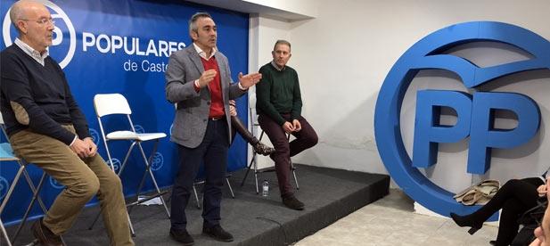 Los populares celebran la Junta Directiva Provincial y exigen que la izquierda deje de maltratar a la provincia de Castellón y alertan de la caída del  empleo