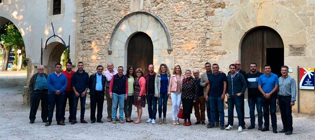El presidente del PPCS asegura que solo quien crea empleo sube pensiones, y este año 129.000 jubilados y pensionistas de la provincia de Castellón se verán beneficiados de la mayor subida de las pensiones de la democracia
