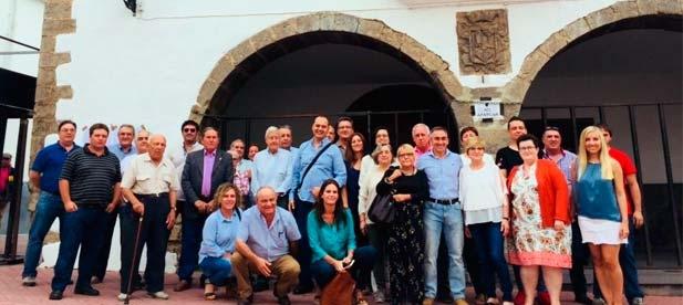 """Barrachina: """"Nuestros concejales van a dar la batalla para seguir defendiendo la unidad de España, la libertad y la igualdad de oportunidades"""""""