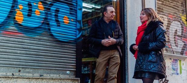 """Carrasco reclama al Ayuntamiento de Castellón que """"se ponga por una vez del lado del pequeño comercio de proximidad""""."""