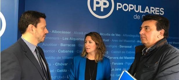"""Carrasco: """"Seguimos sin entender por qué Amparo Marco ha abandonado el Consejo del Hospital. Dice que tiene mucho trabajo pero sigue dando clases en la UJI y se mantiene como vocal en el Consejo de Port Castelló"""""""