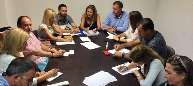 """Con el inicio del curso político, Begoña Carrasco marca las pautas de trabajo en la recién elegida Junta Local """"para poner en marcha nuevas dinámicas que nos permitan lleva a cabo una oposición contundente y eficaz"""""""
