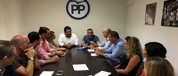 """Barrachina: """"Con un PP más fuerte gana España y gana Castellón"""""""