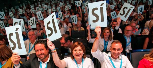 El Congreso del PPCS se convierte en un ejemplo de cohesión al aprobarse todas las propuestas por unanimidad