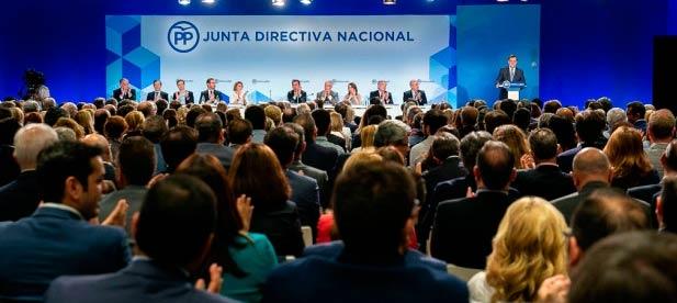 Reunión de la Junta Directiva Nacional