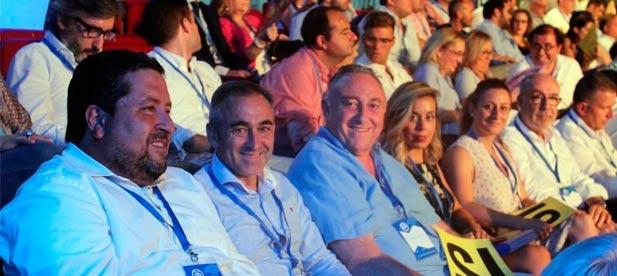 El presidente de los populares castellonenses asegura que cuanto más fuerte es el PP, mejor le va a España y a la provincia de Castellón