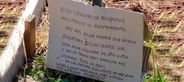 """Toledo: """"Ni los vecinos de la Marjalería, ni de ninguna otra zona de Castellón merecen este abandono por parte del gobierno de PSOE, Compromís y Podemos"""""""